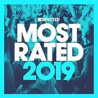 DEFECTED PRESENTS MOST RATED 2019 [CD] Sent Sameday*