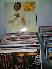 Lot de 100 Vinyles  45 t toutes varietées classiques autres mélangé 50 e les 100