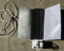 Grow light CFL reflector unit