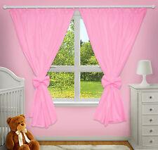 Cortinas de Lujo Decorativo para Habitación de bebé que empareja con nuestros conjuntos de ropa de cama de vivero
