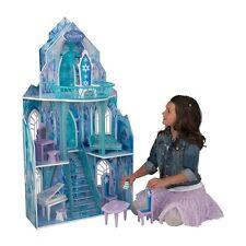 Disney On Ice Frozen Castle Dollhouse Palace Dolls Girls Fun Princess Magic New