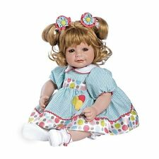 "Adora Toddler 20"" Play Doll Up, Up and Away Sandy Blonde Hair/Blue Eyes OPEN BOX"