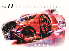 Mercedes AMG Wandkalender 2021 Kalender ORIGINAL NEU & OVP
