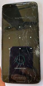 Motorola Moto E6 2GB XT2005DL16GB Smartphone Fast Ship Good Used Pattern LOCK