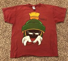 Vintage 1993 Marvin the Martian Shirt - Made in Usa