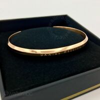 Daniel Wellington Bangle Classic Cuff Bracelet Rose Gold / Silver