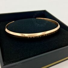 Daniel Wellington Bangle Classic Cuff Bracelet Rose Gold / Silver