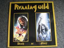Running Wild-Death or Glory LP-1989 Germany-1C 066 7933241-EMI-Noise