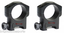 Vector Optics Tactical Mark 30mm Weaver Mount Ring Fit Night Force Leupold Scope