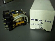 Struthers Dunn A283XCX Relay 240/60 New Old Stock