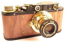LEICA Russian RF Copy Replica Camera EXC (by Fed Zorki) #0011267