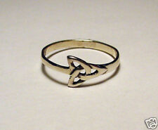 Trinity Forgiven Ring, Sterling Silver