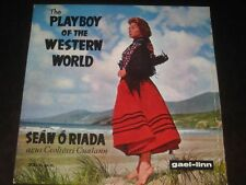 The Playboy Of The Western World rare '62 LP Sean O Riada on Gael-lin NM  FOLK