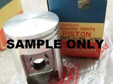 KAWASAKI PISTON KX80 1997 OEM: 13001-1309 46.95MM