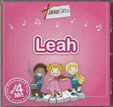 PERSONALISED SONGS AND STORIES FOR KIDS CD - LEAH