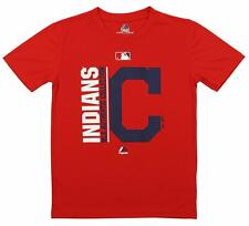 Majestic MLB Youth Cleveland Indians Short Sleeve Team Icon Tee