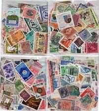 Mondo TIMBRO COLLECTION 100 + francobolli MINT & USED disattiva tutto Carta (immagine generico)