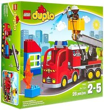 LEGO 10592 - DUPLO Town - Fire Truck Building Set - 2015 - NEW