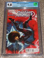 Marvel Sam Wilson Captain America 7 CGC 9.8 Comic Book Chiang Variant Cover