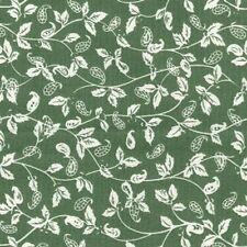 100% Cotton Poplin Fabric - Leaf - 350