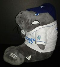 SCF Manatees Stuffed Animal College Mascot Plush