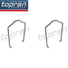 2X VW Passat Polo Sharan Touran Multivan Transporter Radiator Hose Spring Clip*