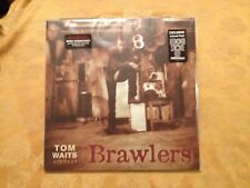 TOM WAITS Brawlers SEALED! Record Store Day Exclusive! Remastered! Colored Vinyl
