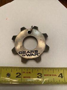 GEARS OF WAR 3 REPLICA COG TAGS Metal Necklace Neca 2013