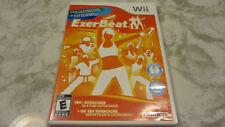ExerBeat Nintendo Wii Complete!