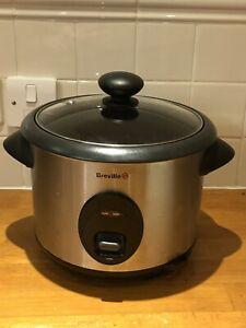 Breville rice cooker steamer 1.8L good working order