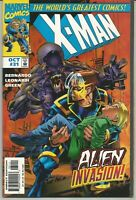X-Man #31 : October 1997 : Marvel Comics