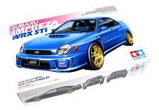 Tamiya Automotive Model 1/24 Car Subaru Impreza WRX Sti Scale Hobby 24231