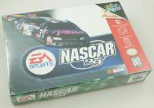 Nintendo 64 N64 - NASCAR 99 - Brand New Factory Sealed