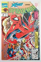 MARVEL | SPIDER-MAN | VOL 1 - NR 16 (1991) | X-FORCE - SABOTAGE X-OVER 1 | Z 1+