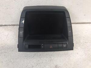 2006-2009 toyota prius NON-NAV MFD display screen climate controls 4 button oem