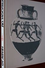 OLYMPIC GAMES from ATHENS 1896 to MOSCOW 1980 Medals Stamps Posters PHOTO ALBUM