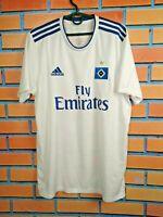 Hamburg Jersey 2018 2020 Home LARGE Shirt Football Soccer Adidas CF5438