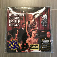 The Wonderful Sounds Of Female Vocals - Limited Edition LP, No. 19 of 500, OOP