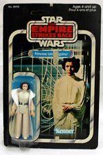 Vintage Star Wars ESB Carded Princess Leia Organa (Original) 41 Back Canadian...