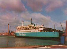 RPC P&O Ferries LEOPARD docked in Le Havre