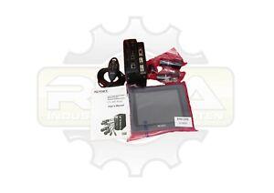 Keyence Kamerasystem CV-3001P, LCD Monitor CA-MP81, CV-035M + ersatz Objektiv