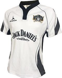 Phuket Pirates Rugby Shirt White  S-XXXXL