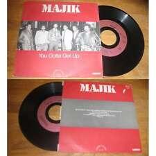 MAJIK - You Gotta Get Up French PS 7' Soul Disco