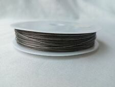 hot steel wire stainless 100M 1 roll  craft wire Beaded line wrap jewelry supply