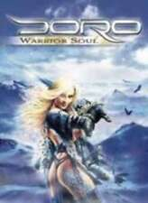 Doro - 20 Years A Warrior Soul 2 DVD SET ( FREE SHIPPING)