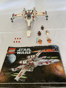 Lego Star Wars 6212 X-wing Fighter.