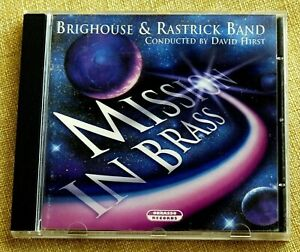 Brighouse & Rastrick Band - Mission In Brass : 2003 Obrasso Records CD
