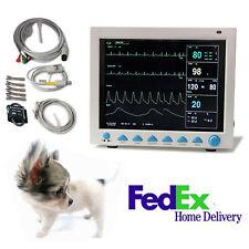 Dogampcatcms8000 Vet Veterinary Patient Monitorecgnibpspo2resptemppr Fda