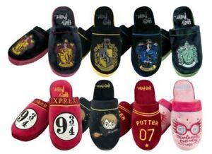 Adulti Uomo Donna Harry Potter Hogwarts Mulo Casa Novità Pantofole
