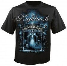 Nightwish-Imaginaerum T-shirt (dimensioni/Size M, Nero/Black) NUOVO